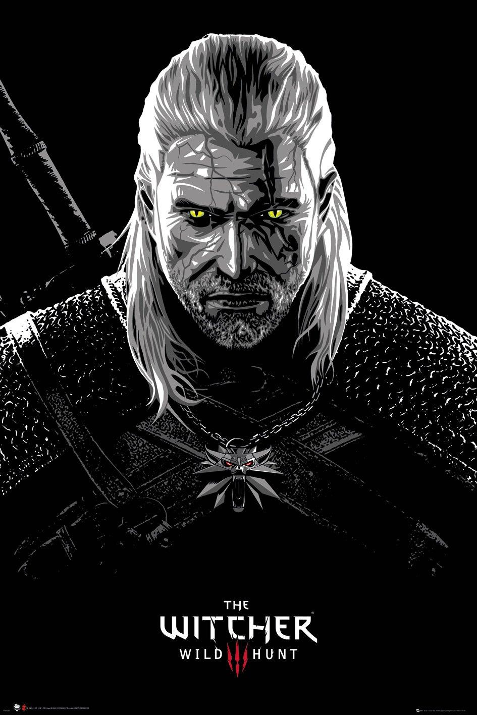 THE WITCHER - Toxicity Poisoning - Poster '61x91.5cm'_1