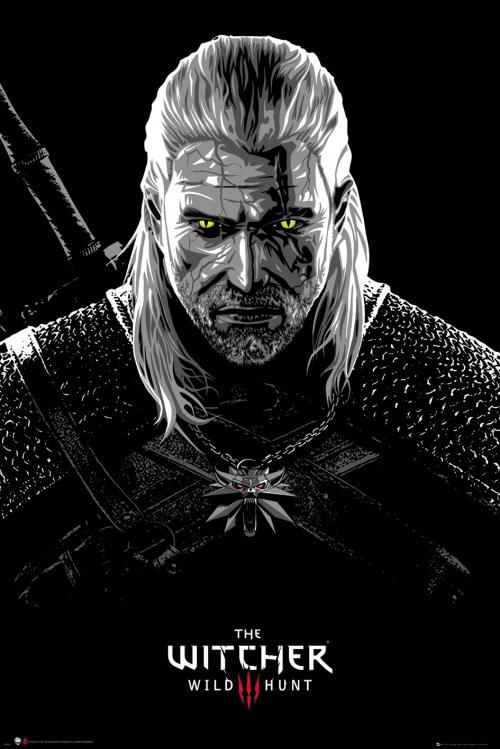 THE WITCHER - Toxicity Poisoning - Poster '61x91.5cm'