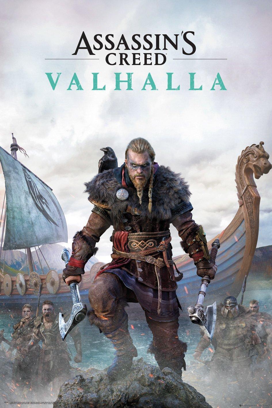 ASSASSIN'S CREED VALHALLA - Poster '61x91.5cm'_1