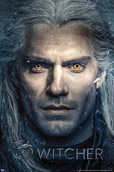 THE WITCHER - Close Up - Poster '61x91.5cm'