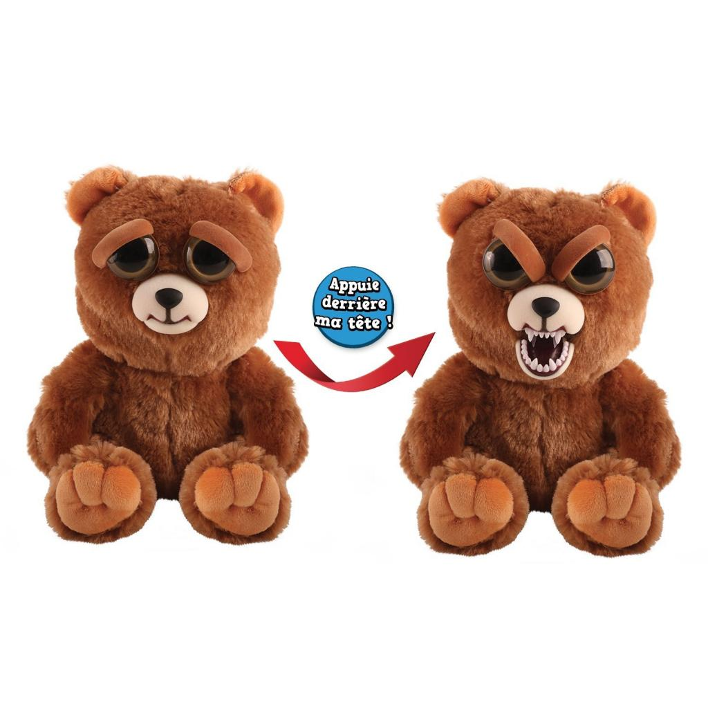 Feisty Pets - Peluche 20cm - Bear
