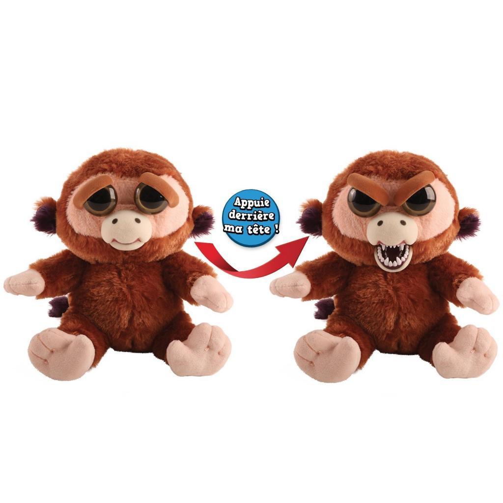 Feisty Pets - Peluche 20cm - Monkey