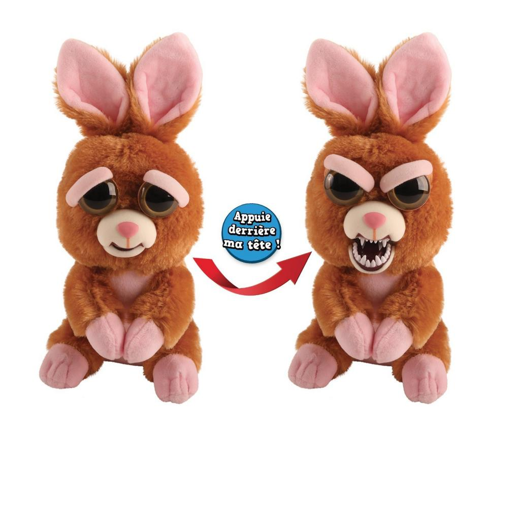 Feisty Pets - Peluche 20cm - Bunny