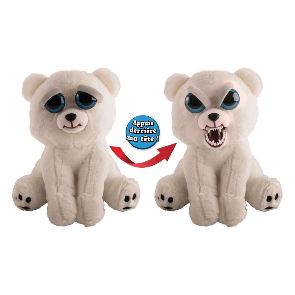 Feisty Pets - Peluche 20cm - Polar Bear