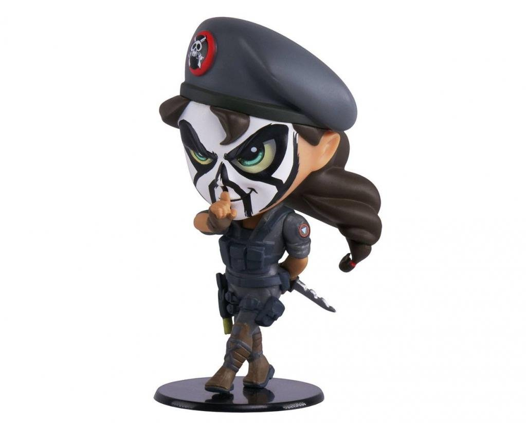 SIX COLLECTION Serie 3 - Figurine Caveira Chibi (Officiel Ubisoft)