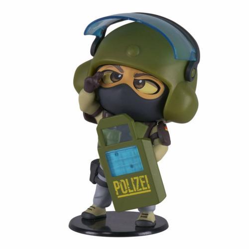 SIX COLLECTION Serie 4 - Figurine Blitz Chibi (Officielle Ubisoft)