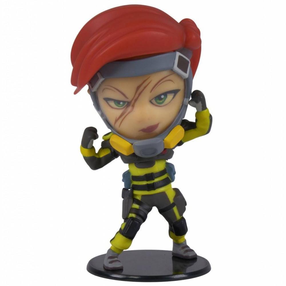 SIX COLLECTION Serie 4 - Figurine Finka Chibi (Officielle Ubisoft)_1