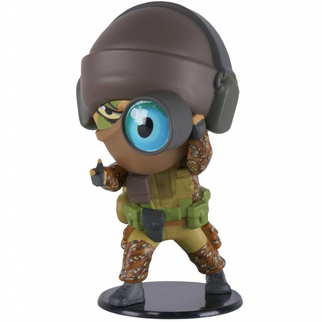 SIX COLLECTION Serie 4 - Figurine Glaz Chibi (Officielle Ubisoft)_1