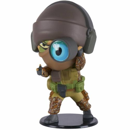 SIX COLLECTION Serie 4 - Figurine Glaz Chibi (Officielle Ubisoft)