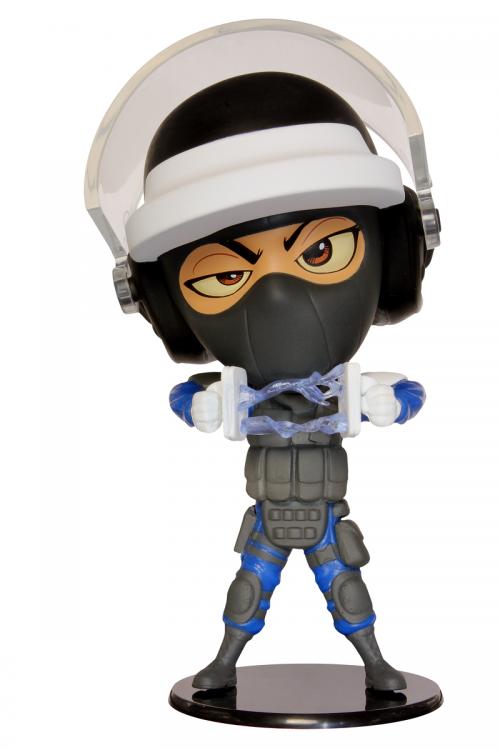 SIX COLLECTION Series 5 - Figurine Doc Chibi (Officielle Ubisoft)