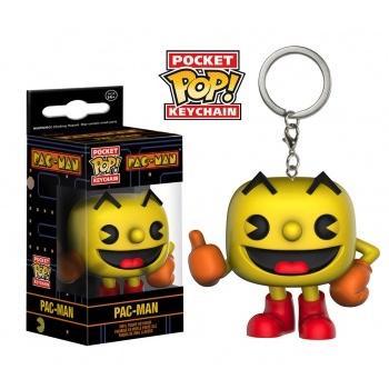Pocket Pop Keychains : Pac-Man