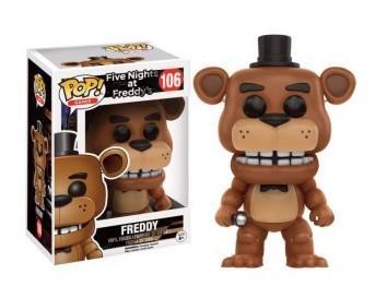 FIVE NIGHTS AT FREDDY'S - Bobble Head POP N° 106 - Freddy