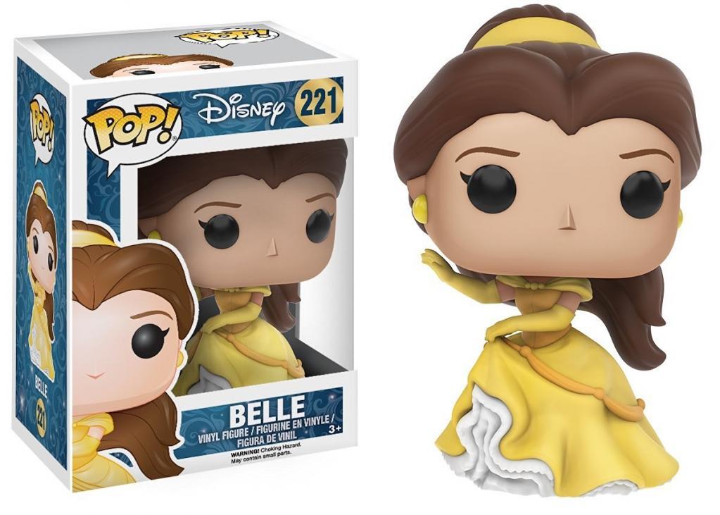 DISNEY - Bobble Head POP N° 221 - Belle in Grown_1