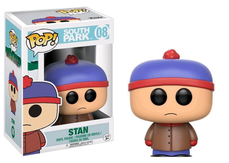 SOUTH PARK - Bobble Head POP N° 08 - Stan