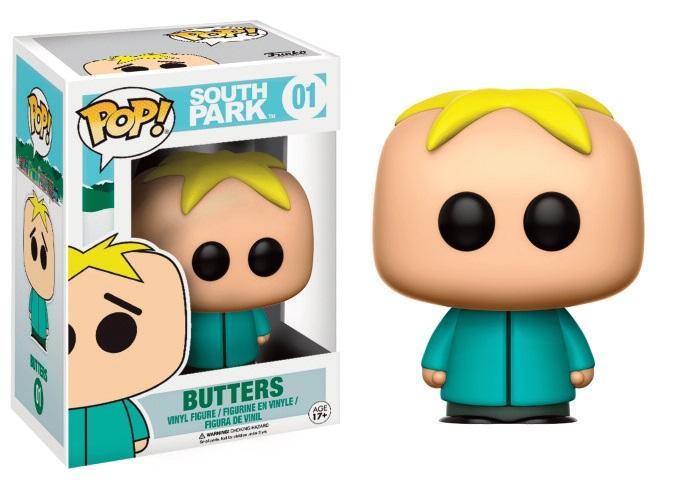 SOUTH PARK - Bobble Head POP N° 01 - Butters