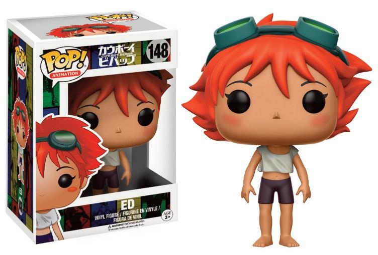 COWBOY BEBOP - Bobble Head POP N° 148 - Ed