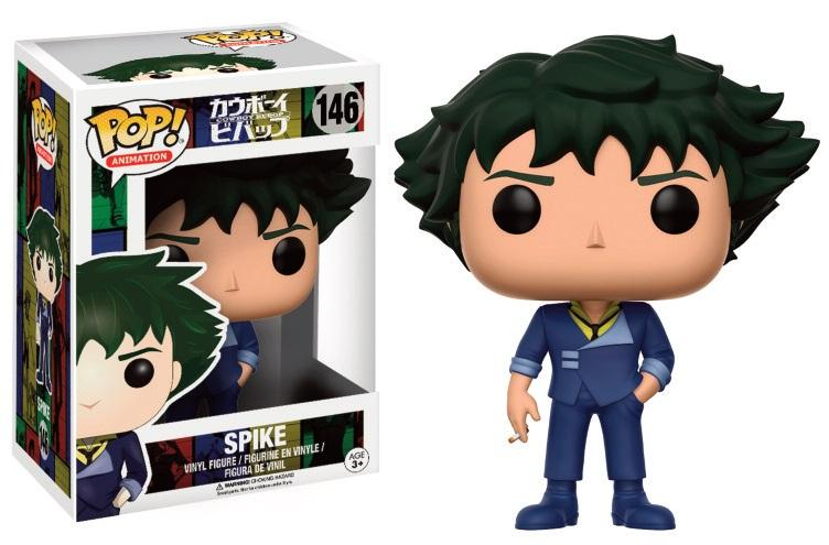 COWBOY BEBOP - Bobble Head POP N° 146 - Spike
