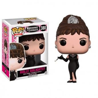 BREAKFAST AT TIFFANY'S - Bobble Head POP N° 380 - Holly Golightly