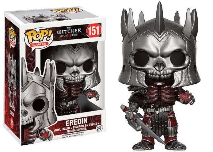 THE WITCHER III - Bobble Head POP N° 151 - Eredin