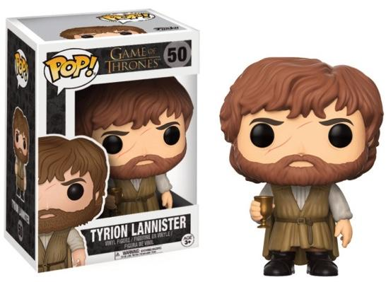 GAME OF THRONES - Bobble Head POP N° 50 - Tyrion Lannister_1