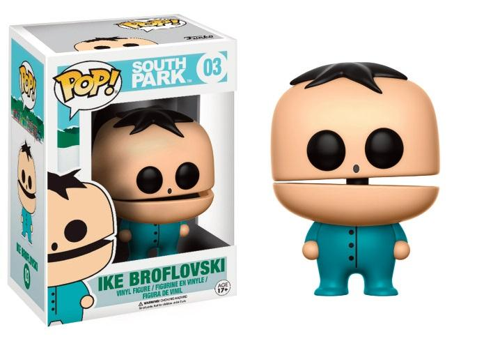 SOUTH PARK - Bobble Head POP N° 03 - Ike Broflovski
