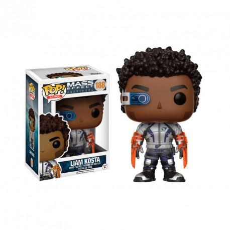 MASS EFFECT ANDROMEDA - Bobble Head POP N° 188 - Liam Kosta