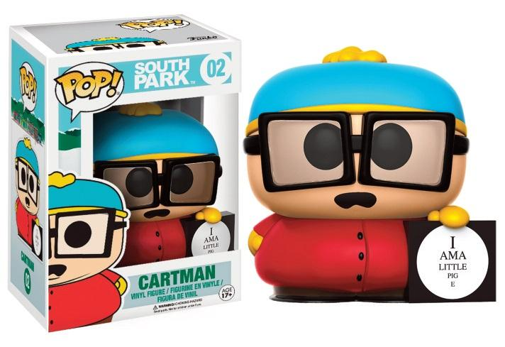 SOUTH PARK - Bobble Head POP N° 02 - Cartman