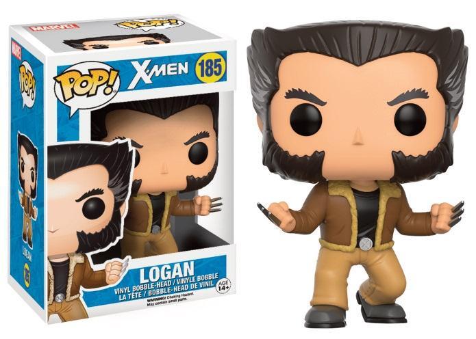 X-MEN - Bobble Head POP N° 185 - Logan
