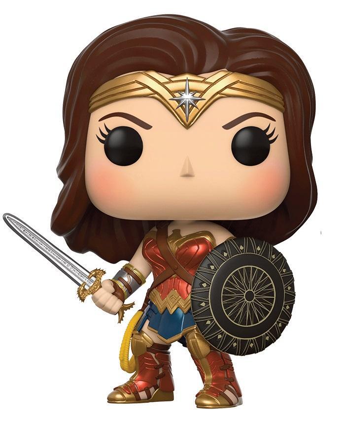 WONDER WOMAN MOVIE - Bobble Head POP N° 172 - Wonder Woman_3