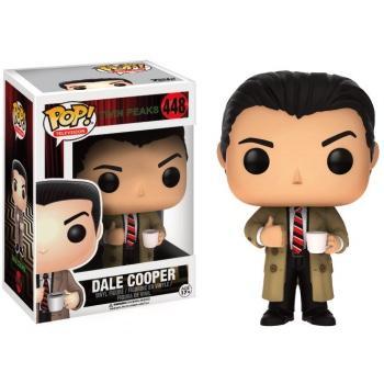 TWIN PEAKS - Bobble Head POP N° 448 - Agent Dale Cooper
