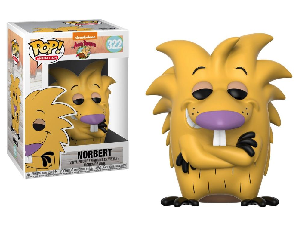 NICKELODEON 90's - Bobble Head POP N° 322 - Norbert