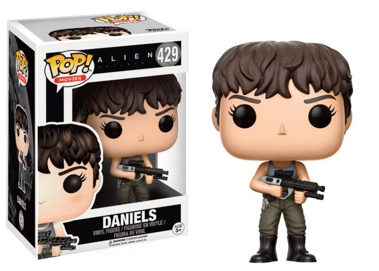 ALIEN COVENANT - Bobble Head POP N° 429 - Daniels