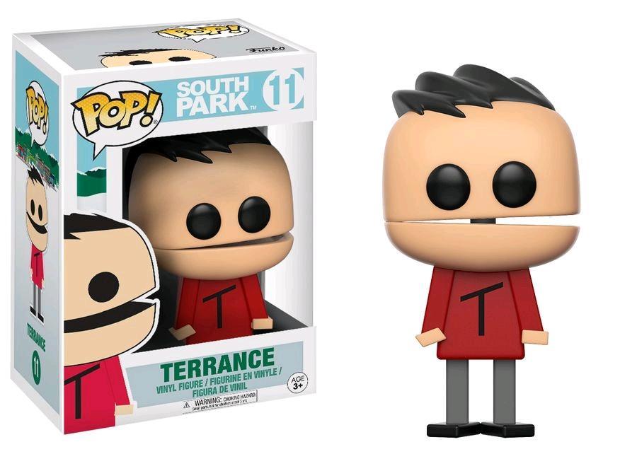 SOUTH PARK - Bobble Head POP N° 11 - Terrance