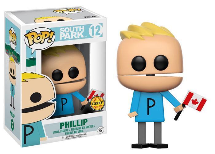 SOUTH PARK - Bobble Head POP N° 12 - Phillip CHASE EDITION