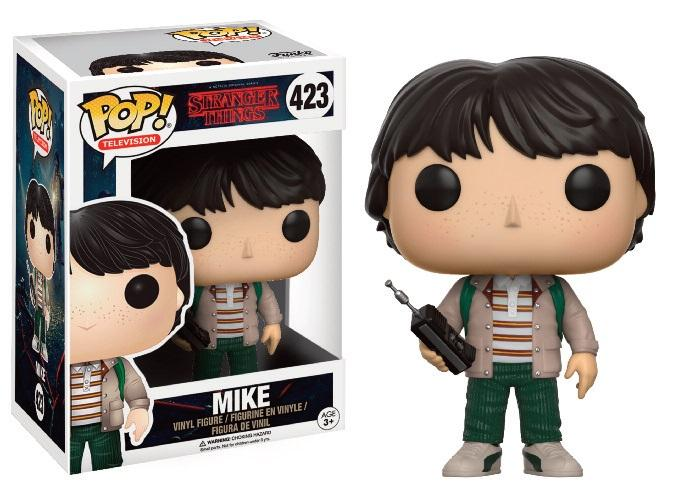 STRANGER THINGS - Bobble Head POP N° 423 - Mike_1