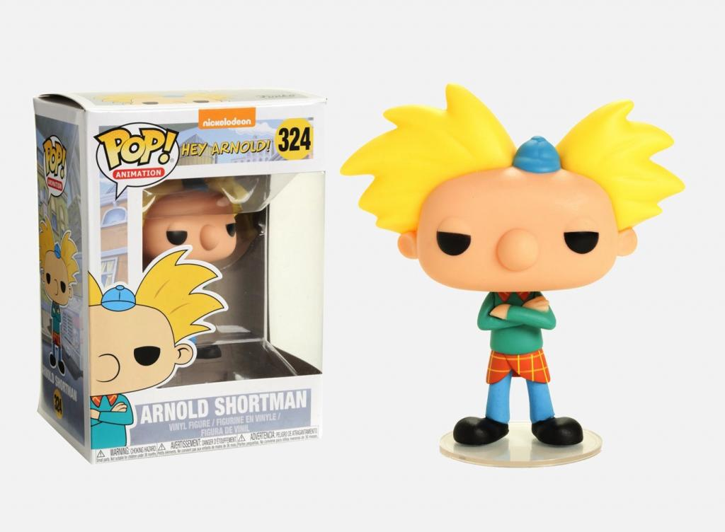 NICKELODEON 90's - Bobble Head POP N° 324 - Arnold