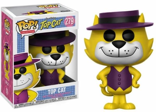 HANNA BARBERA - Bobble Head POP N° 279 - Top Cat