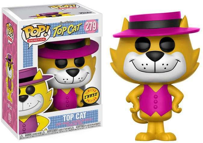 HANNA BARBERA - Bobble Head POP N° 279 - Top Cat CHASE EDITION