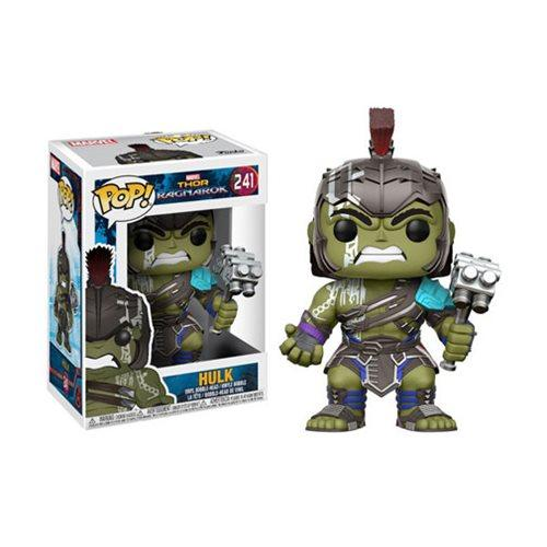 THOR RAGNAROK - Bobble Head POP N° 241 - Hulk Gladiator