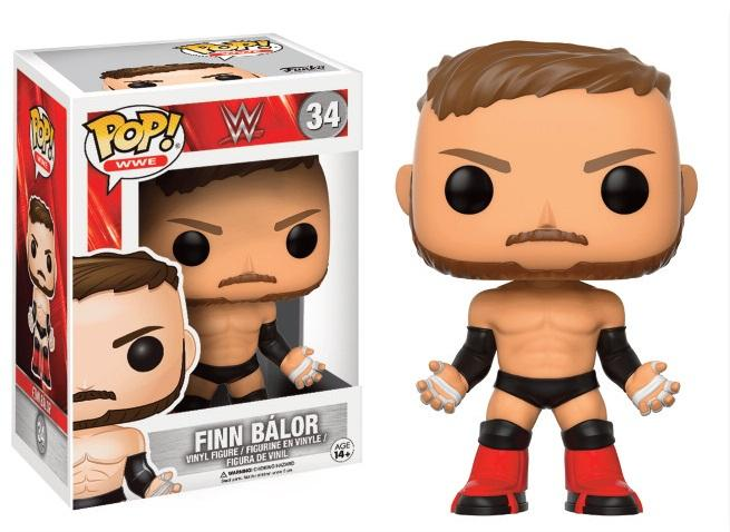 WWE - Bobble Head POP N° 34 - Finn Balor_1