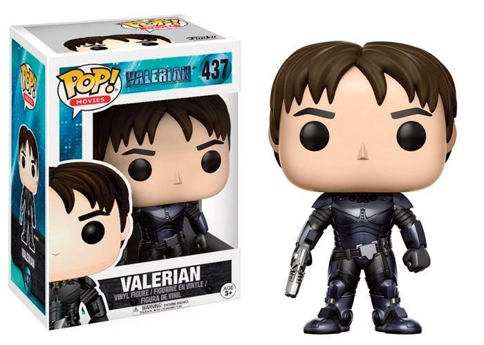 VALERIAN - Bobble Head POP N° 437 - Valerian
