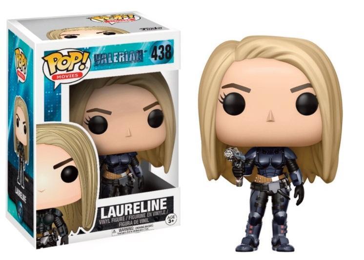 VALERIAN - Bobble Head POP N° 438 - Laureline_2