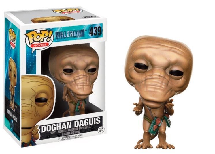 VALERIAN - Bobble Head POP N° 439 - Doghan Daguis_2
