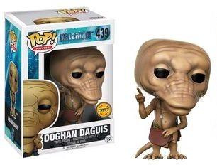 VALERIAN - Bobble Head POP N° 439 - Doghan Daguis CHASE EDITION