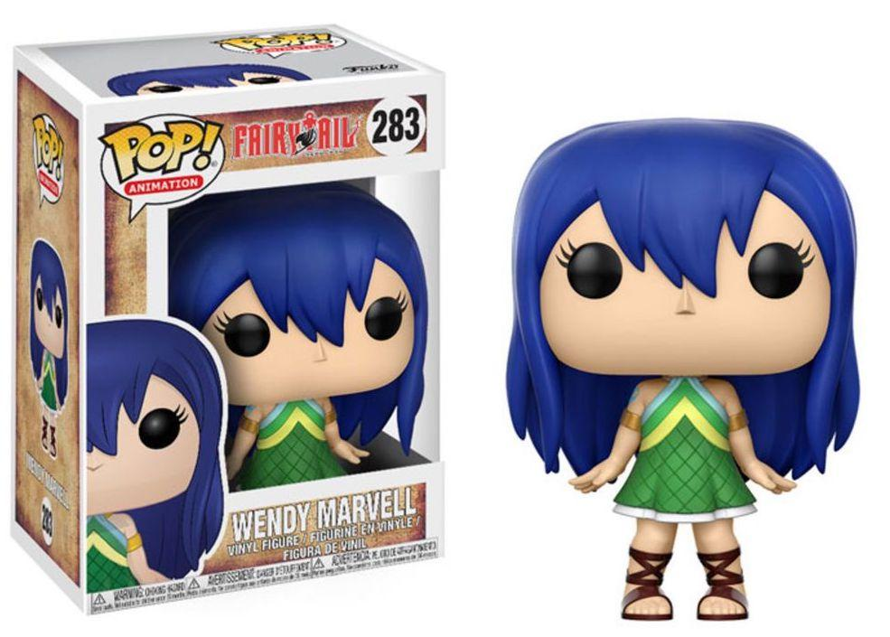 FAIRY TAIL - Bobble Head POP N° 283 - Wendy Marvell