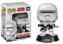 STAR WARS 8 The Last Jedi - Bobble Head POP N° 68 - F.O.Flametrooper_1