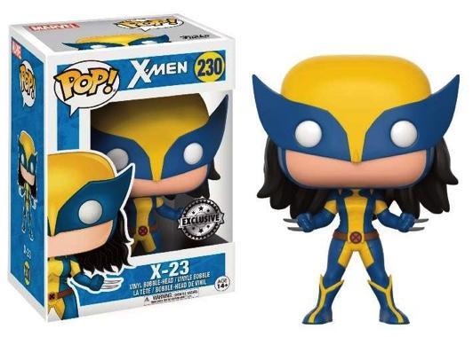 X-MEN - Bobble Head POP N° 230 - X-23 LIMITED_2