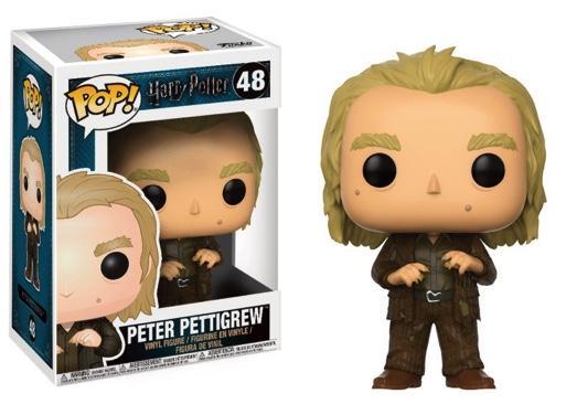 HARRY POTTER - Bobble Head POP N° 48 - Peter Pettigrew (*)