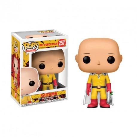 ONE PUNCH MAN - Bobble Head POP N° 257 - Saitama