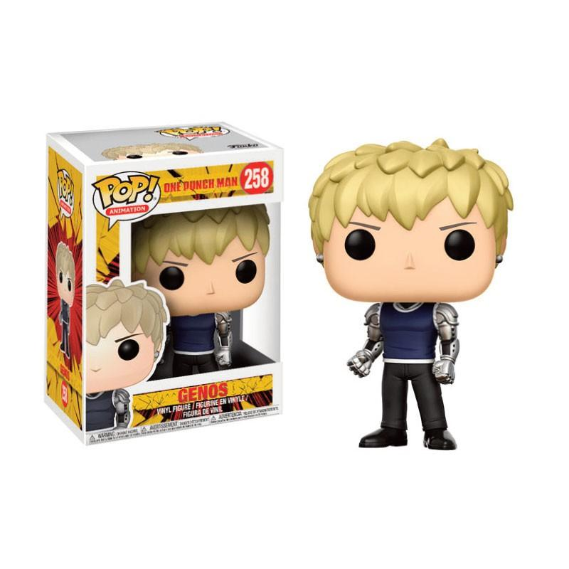 ONE PUNCH MAN - Bobble Head POP N° 258 - Genos